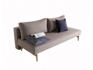 Schlafsofa Trym 521 Mixed Dance grau n-8506-6104 von Innovation