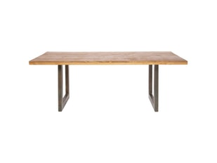 Esstisch Wood 200x90 cm in Antikoptik 11461 von KARE Design