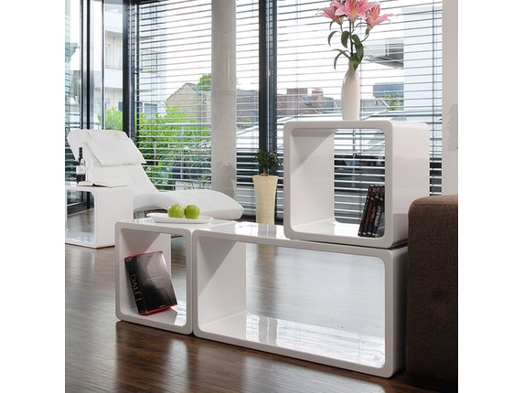 regalw rfel space age lounge cube quadratisch kare design. Black Bedroom Furniture Sets. Home Design Ideas