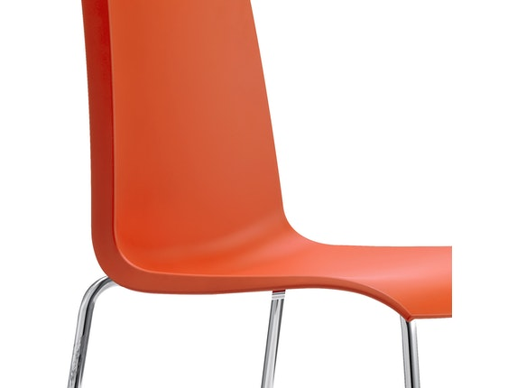 Scab Design Designer Stuhl Mannequin orange n-7865-5182 - 2