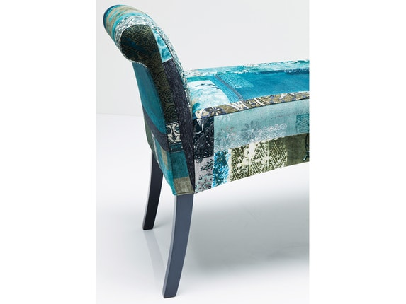 KARE Design Polsterbank Motley Blue Hour 6580 - 3