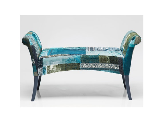 KARE Design Polsterbank Motley Blue Hour 6580 - 2