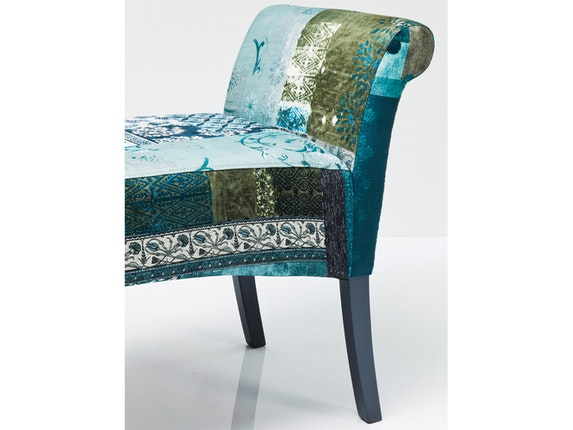 KARE Design Polsterbank Motley Blue Hour 6580 - 4