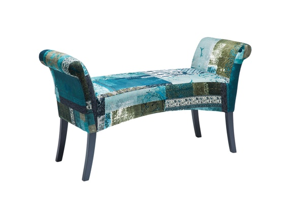KARE Design Polsterbank Motley Blue Hour 6580 - 1