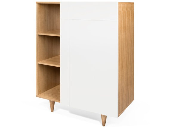 TemaHome Highboard Cruz mit Tür n-7735 - 2