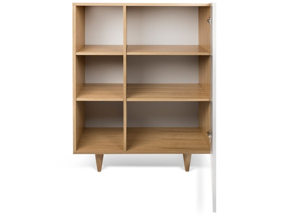 TemaHome Highboard Cruz mit Tür n-7735 - 3