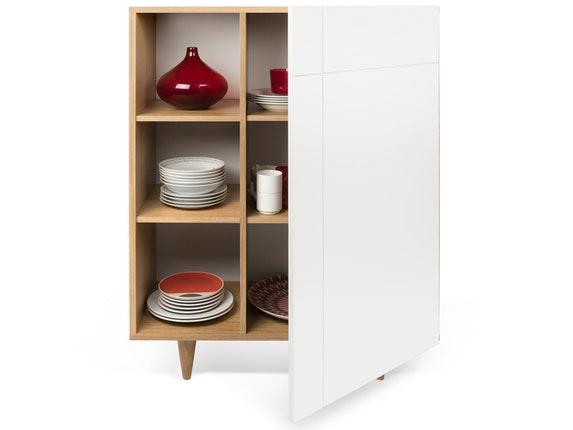 TemaHome Highboard Cruz mit Tür n-7735 - 4