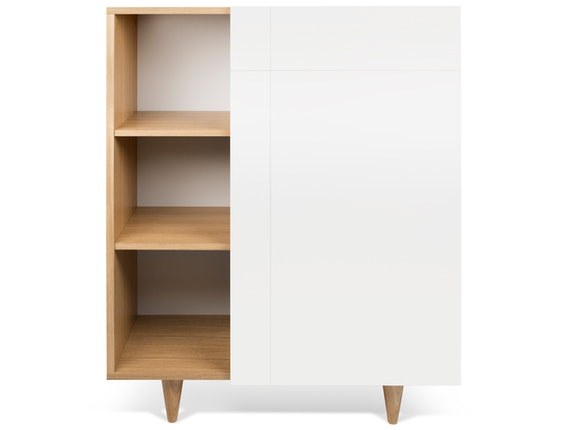 TemaHome Highboard Cruz mit Tür n-7735 - 1