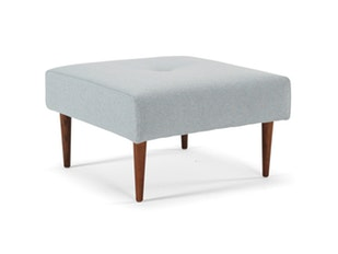 Hocker 552 Soft graublau Recast Plus n-8484-6056 von Innovation