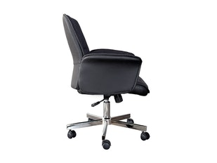 Bürostuhl Comfortable anthrazit n-9762/7296 von Interior Home