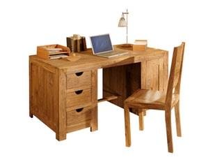 Schreibtisch babalou eu 4 schubladen kare design for Schreibtisch yoga
