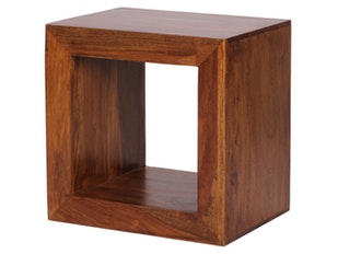 Regalwürfel Nativa Cube Sheesham n-7044 von SalesFever
