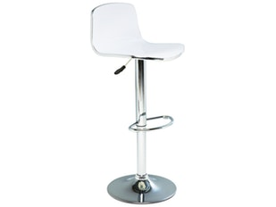 Barhocker Dimensionale White n-7324 von KARE Design