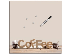 Memo Board Coffee 80x30cm n-7550 von Eurographics
