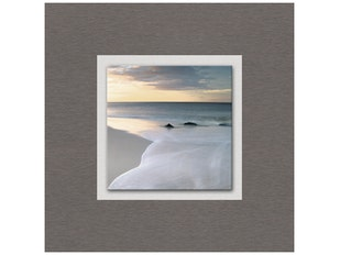Glasbild Water Foam 50x50cm n-7596 von Eurographics