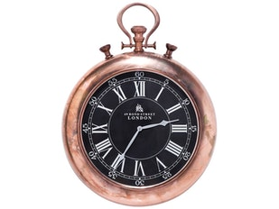 Wanduhr Pocket Copper n-7768 von KARE Design