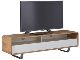 TV-Board Emil 2 Fächer 2 Schubladen n-8989 von msp furniture