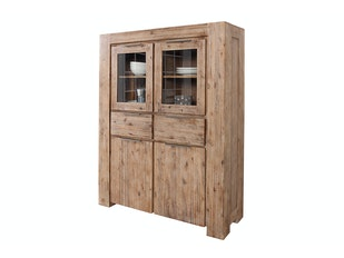 Highboard Oculus mit 2 Glasfenstern n-9250 von Interior Home