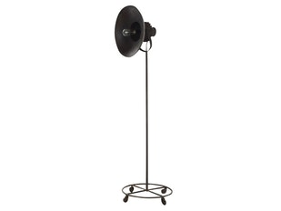 Stehlampe Milo Stativ Metall Antik-Look n-9265 von msp furniture