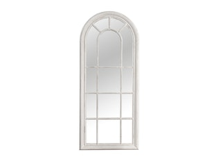 Wandspiegel new Window grau Vintage n-9414 von Interior Home