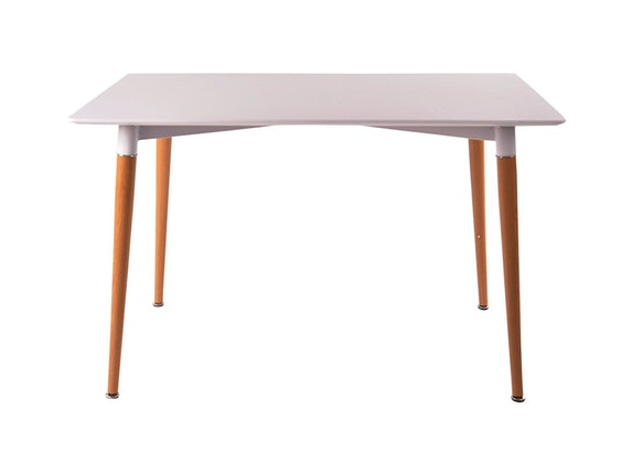 tischgruppe ainara 5tlg tisch 120x80 cm 4 st hle blau. Black Bedroom Furniture Sets. Home Design Ideas