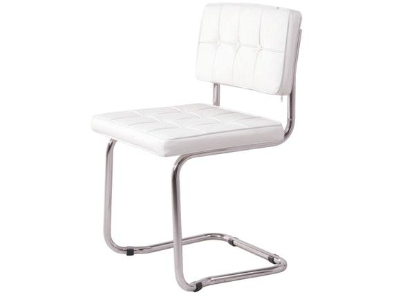 Freischwinger stuhl expo wei kare design for Design stuhl freischwinger