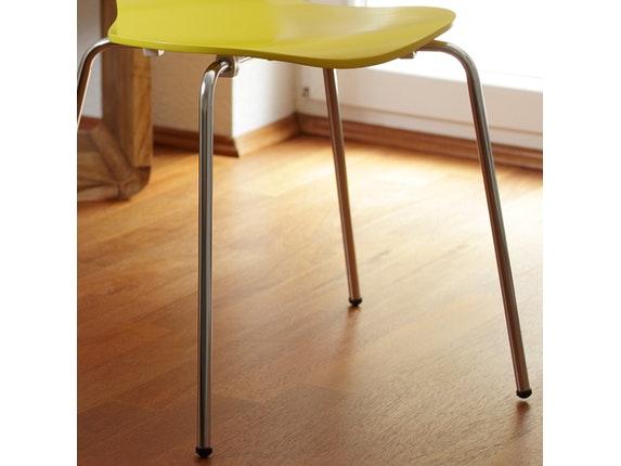 stuhl klassiker 4er set gelb. Black Bedroom Furniture Sets. Home Design Ideas
