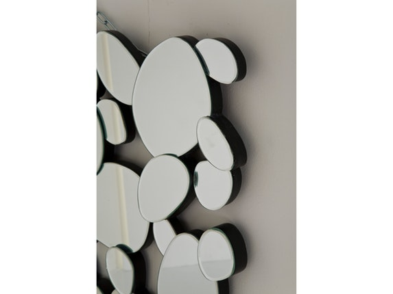 Spiegel Kare Design spiegel water drops rechteckig 150x71 cm kare design salesfever de