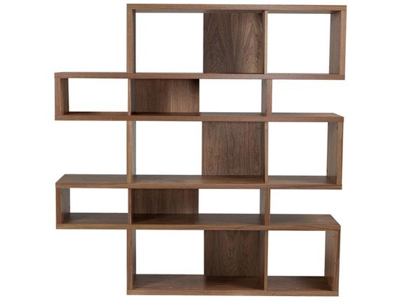 raumteiler regal nussbaum nussbaum london 002. Black Bedroom Furniture Sets. Home Design Ideas