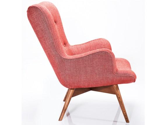 sessel angels wings mit armlehnen kamin rot kare design. Black Bedroom Furniture Sets. Home Design Ideas