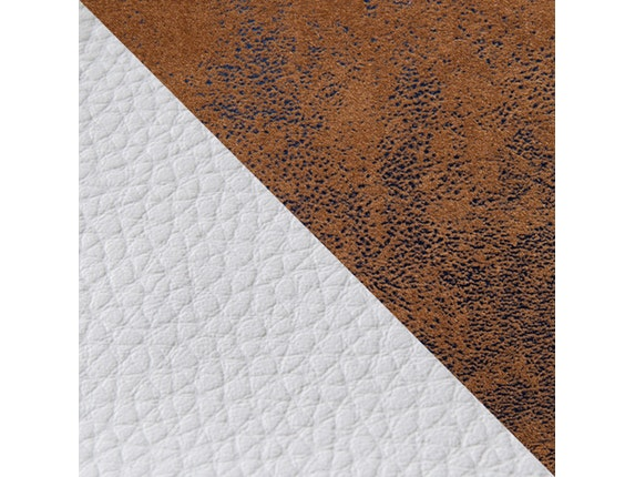boxspringbett bargo 160x200 cm braun wei textil kunstleder. Black Bedroom Furniture Sets. Home Design Ideas