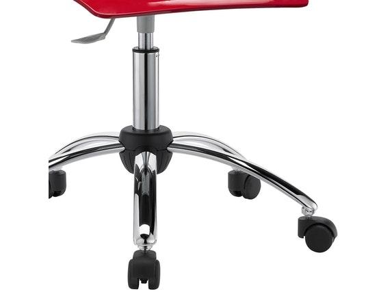 Design Schreibtischstuhl schreibtischstuhl zebra office antishock rot scab design