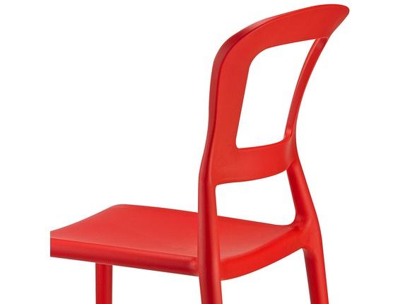 Designer stuhl pepper rot scab design for Design stuhl rot