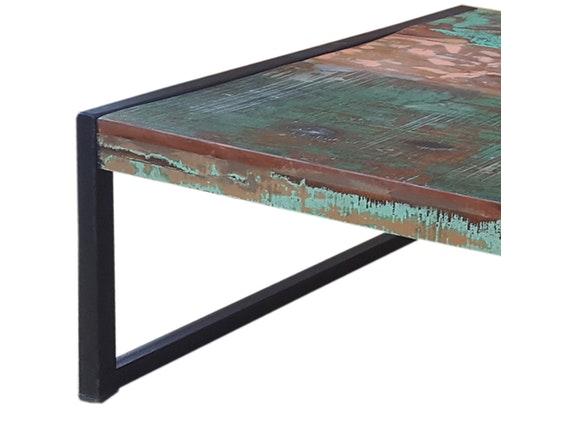 couchtisch bali mit metallgestell 75x70 cm sit m bel. Black Bedroom Furniture Sets. Home Design Ideas