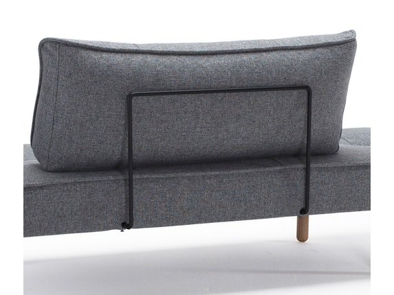 Innovation Schlafsofa 562 Twist dunkelgrün Zeal Stem n-8471-6012 - 9