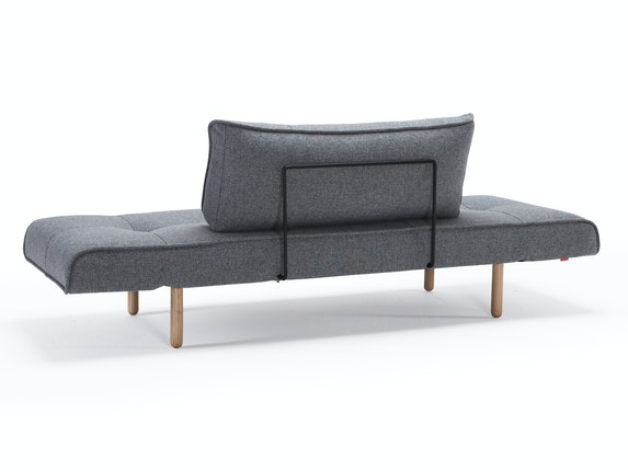 Innovation Schlafsofa 562 Twist dunkelgrün Zeal Stem n-8471-6012 - 3