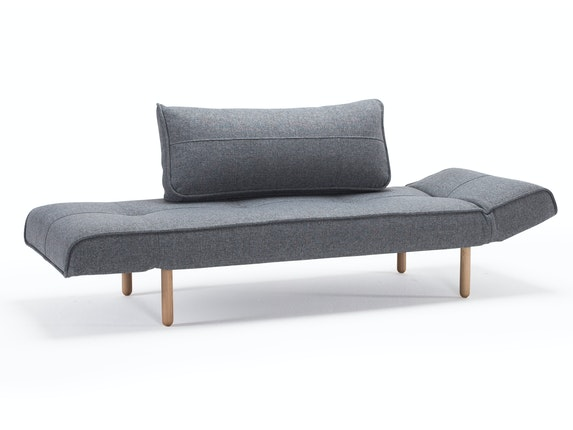 Innovation Schlafsofa 562 Twist dunkelgrün Zeal Stem n-8471-6012 - 7