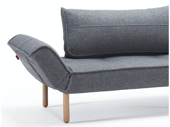 Innovation Schlafsofa 562 Twist dunkelgrün Zeal Stem n-8471-6012 - 8