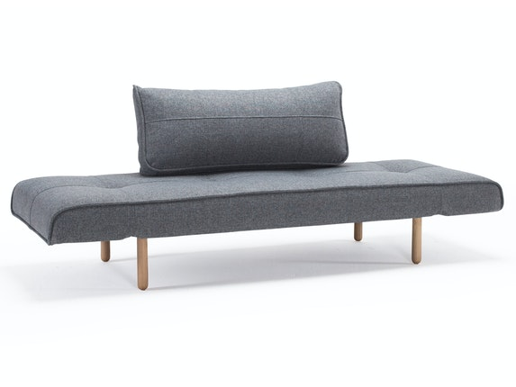 Innovation Schlafsofa 562 Twist dunkelgrün Zeal Stem n-8471-6012 - 4