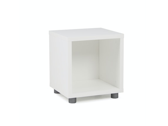 msp furniture Regalwürfel Box Single weiß Melamin n-8779-6577 - 1