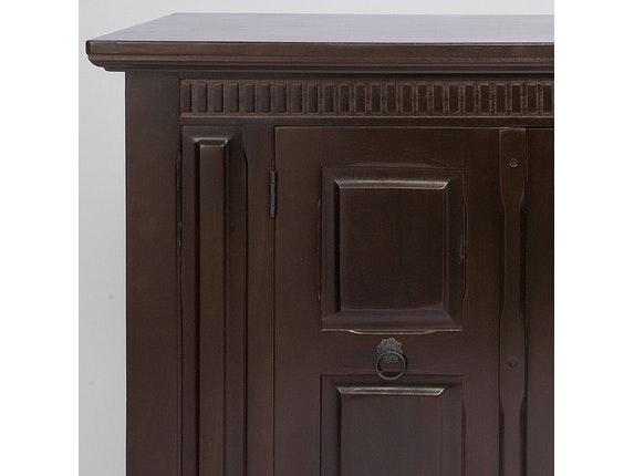 sideboard cabana mit 4 t ren. Black Bedroom Furniture Sets. Home Design Ideas