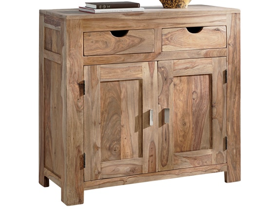 sideboard yoga 2 t ren 2 schubladen wolf m bel. Black Bedroom Furniture Sets. Home Design Ideas
