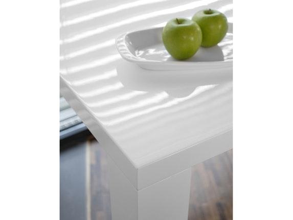 Esstisch luke wei hochglanz 120x80cm for Designer esstische 120x80