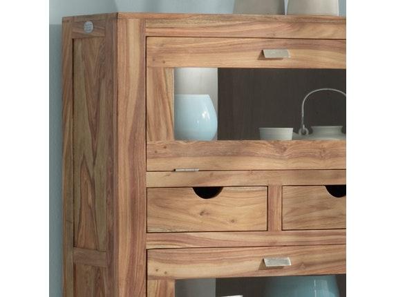 brotschrank yoga 2 schubladen 4 t ren. Black Bedroom Furniture Sets. Home Design Ideas