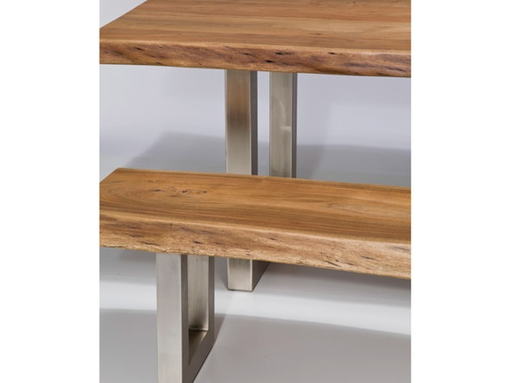 esstisch nature line 195x110 cm kare design. Black Bedroom Furniture Sets. Home Design Ideas
