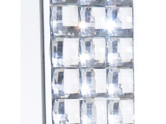 spiegel crystals 180x80 cm kare design. Black Bedroom Furniture Sets. Home Design Ideas