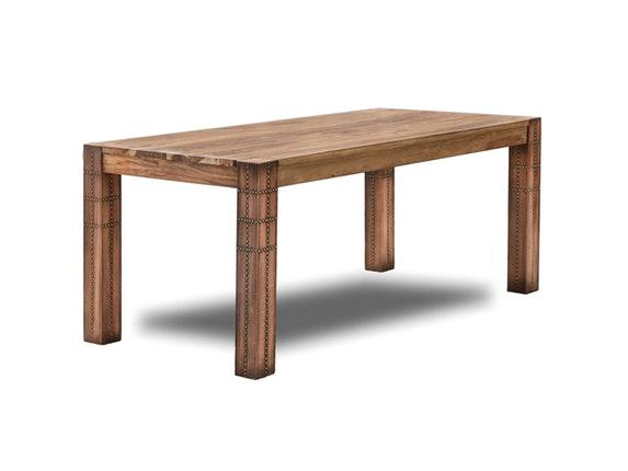 esstisch akkon kupfer 140 cm sit m bel. Black Bedroom Furniture Sets. Home Design Ideas