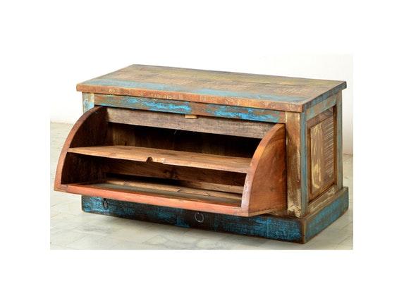schuhschrank sankosh klein mit 1 klappen sit m bel. Black Bedroom Furniture Sets. Home Design Ideas