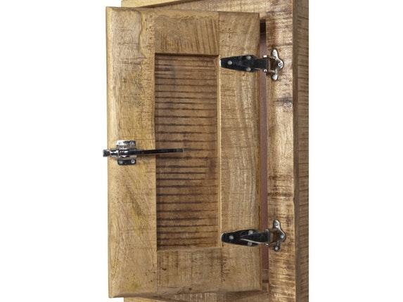 SIT Möbel Badezimmer Hängeschrank Tamil 1 Tür 10166   3