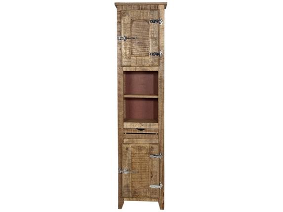 SIT Möbel Badezimmer Hochschrank Tamil 10168   1